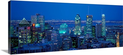 Canada, Quebec, Montreal, Cityscape