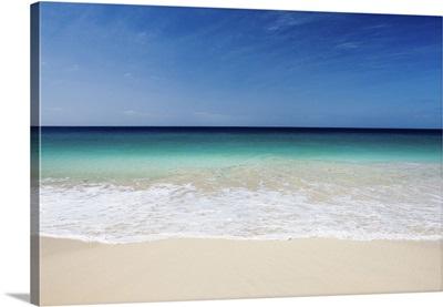 Cape Verde, Boa Vista, Atlantic ocean, Santa Monica beach