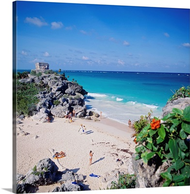 Mexico, Riviera Maya, Tulum