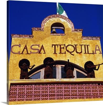 Central America, Mexico, Quintana Roo, Playa del Carmen, Casa Tequila
