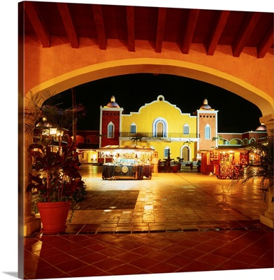 Central America, Mexico, Yucatan, Riviera Maya, Hacienda Dona Isabela