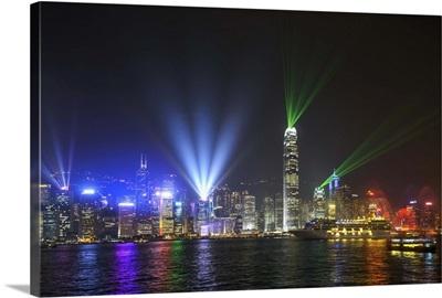 China, Hong Kong, Hong Kong island
