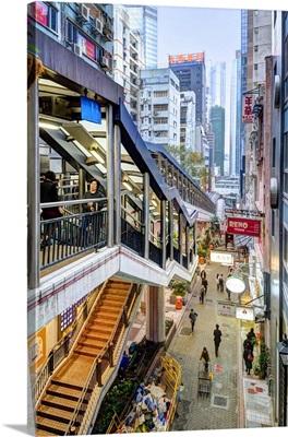 China, Hong Kong, Hong Kong island, Central