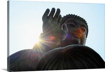 China, Hong Kong, Lantau, Tian Tan Buddha