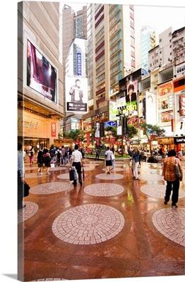China, Hong Kong, Times Square, Causeway Bay