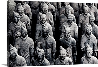 China, Shanxi, Xi'an, The Terracotta Army