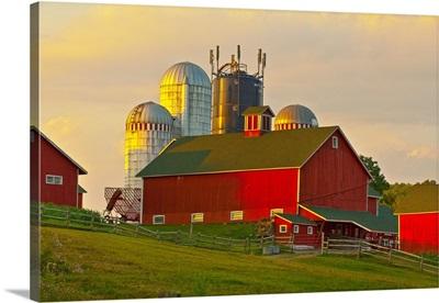 Connecticut, Sherman, Happy Acres Farms