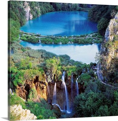 Croatia, Plitvice lakes, Plitvice National Park
