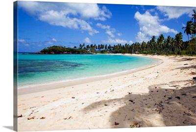 Dominican Republic, Samana, Las Galeras, Playa Rincon