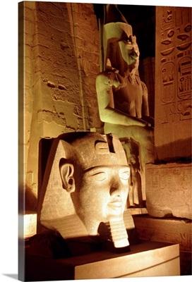 Egypt, Luxor, Luxor Temple