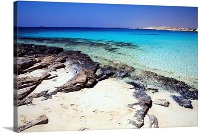 Egypt, Red Sea, Marsa Matruh, beach