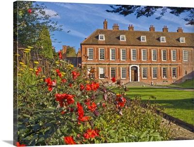 England, Buckinghamshire, Bradenham Manor