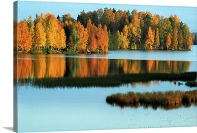 Finland, Autumn
