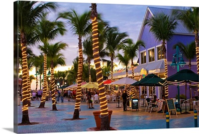 Florida, Fort Myers beach, Times Square