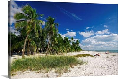 Florida, Ft. Myers Beach, The beach