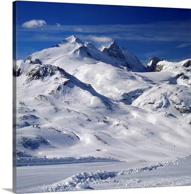 France, Rhone-Alpes, Tignes, Grande Motte