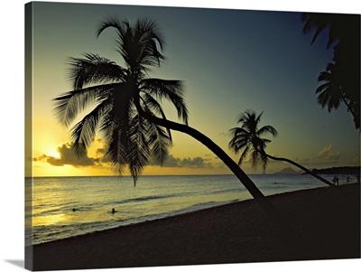 French Antilles, Martinique, Antilles, Lesser Antilles, Les Salines beach
