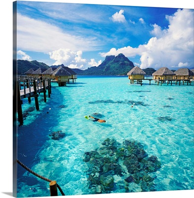 French Polynesia, Bora Bora Pearl Beach Resort and Spa
