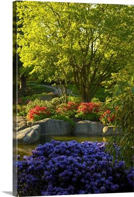 Germany, Hamburg, Hamburg, Hanseatic city, The Botanic gardens