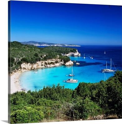 Greece, Ionian Islands, Paxos island