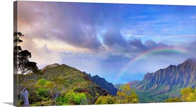 Hawaii, Kalalau Valley, Na Pali Coast