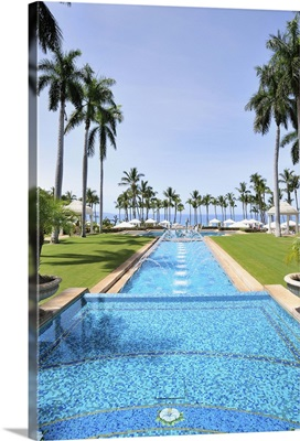 Hawaii, Tropics, Maui island, Wailea, Wailea Grand Resort