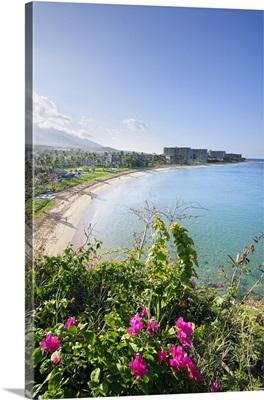 Hawaii, Tropics, Pacific ocean, Maui island, Kaanapali, Ka'anapali beach