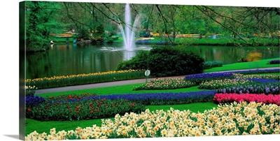 Holland, Amsterdam, Keukenhof Park