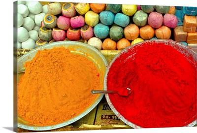 India, Tika powder, Tika powder
