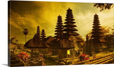 Indonesia, Bali, Mengwi, Taman Ayun Temple