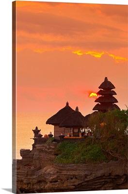 Indonesia, Bali, Tanah Lot Temple