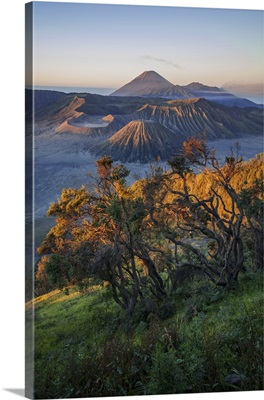 Indonesia, Java, Bromo Tengger Semeru National Park, East Java, Bromo Volcano