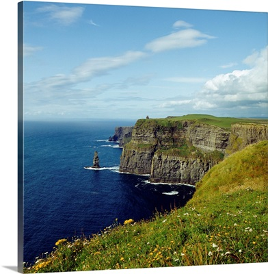 Ireland, County Clare, Cliffs of Moher