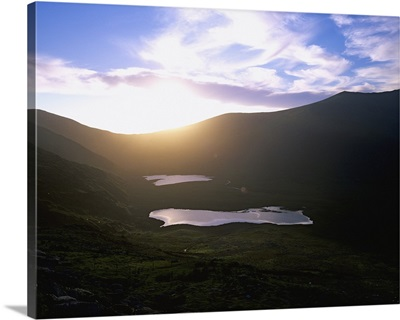 Ireland, County Kerry, Conor Pass