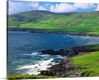 Ireland, County Kerry, Ring of Kerry, Ballynahow
