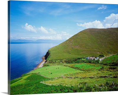 Ireland, County Kerry, South west coast