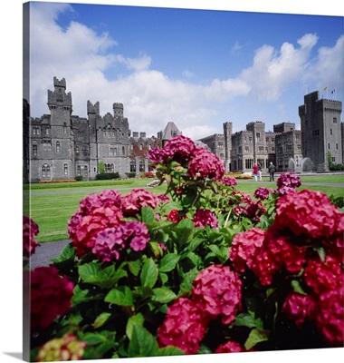 Ireland, County Mayo, Ashford Castle