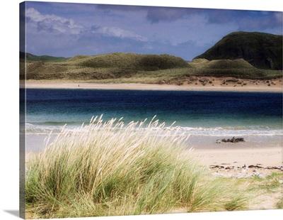 Ireland, Donegal, Inishowen Peninsula, Trawbreaga Bay