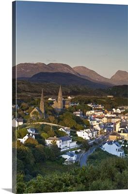Ireland, Galway, Connemara, Clifden