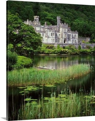 Ireland, Galway, Connemara, Kylemore Abbey