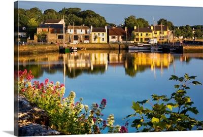 Ireland, Galway, Kinvarra village