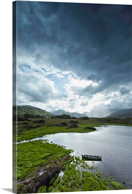 Ireland, Kerry, Killarney, Leane Lake
