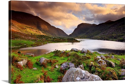 Ireland, Kerry, Killarney, The spectacular Gap of Dunloe
