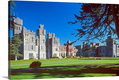 Ireland, Mayo, Ashford Castle