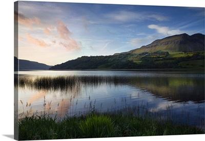 Ireland, Sligo, Glencar lake