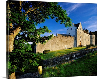 Ireland, Sligo, Parkes Castle