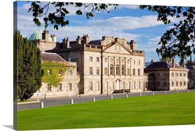 Ireland, Wicklow, Enniskerry, Powerscourt Gardens