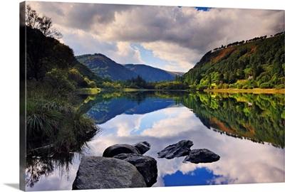 Ireland, Wicklow, Glendalough
