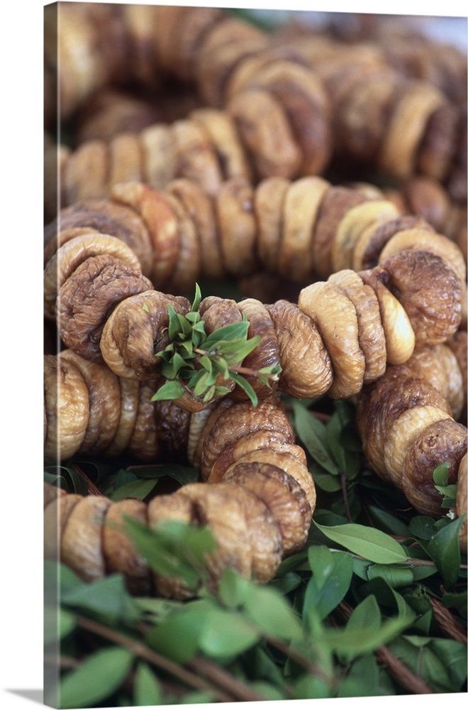 Italy Calabria Belmonte Calabro Colavolpe Dried Figs
