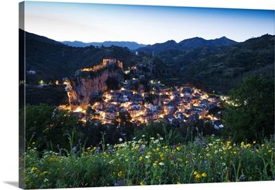 Italy, Calabria, Reggio Calabria district, Aspromonte, Palizzi